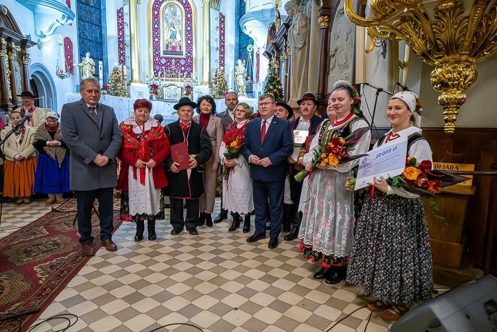 Zespół muzyczny Limanowianie z nagrodą im. Władysława Orkana