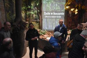 Wizyta Partnerska : Koszalin , Kłodzko - delegacja w siedzibie GPN w Niedźwiedziu