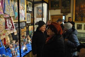 Wizyta Partnerska : Koszalin , Kłodzko - delegacja w muzeum sanktuaryjnym Bazyliki Matki Boskiej Bolesnej w Limanowej