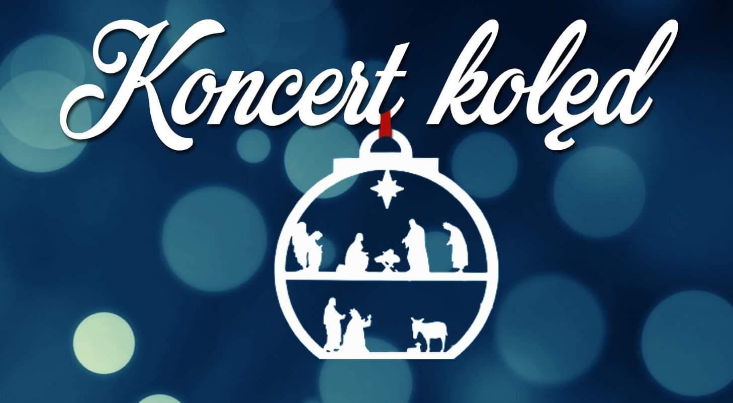 GOK Kamienica - zaproszenie na koncert koled 2020