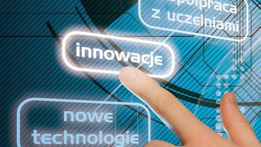 Bony na innowacje 2020 - nabór wniosków, plakat informacyjny