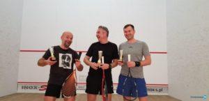 V Turniej Squasha-  laureaci