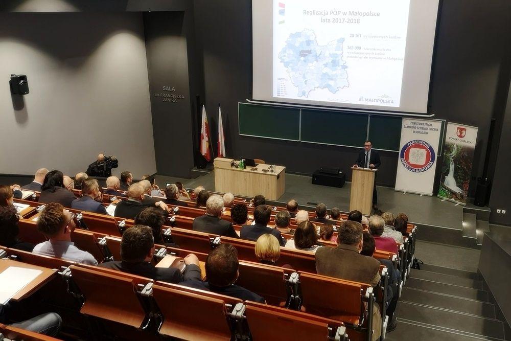Aktualizacja Programu ochrony powietrza dla województwa małopolskiego