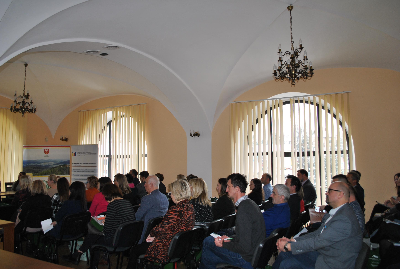 Spotkanie pracodawców z terenu powiatu limanowskiego - luty 2020