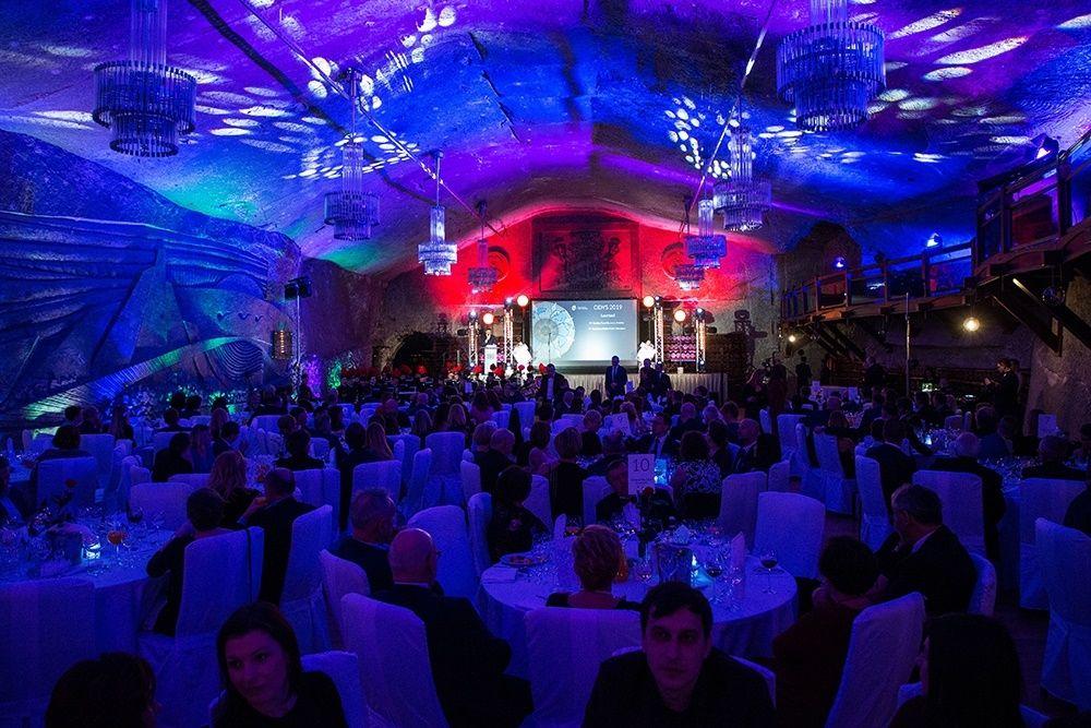 Nagoda ODYS 2020 - gala jubileuszowa
