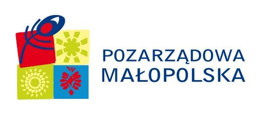 Nabory w otwartych konkursach i bezpłatne szkolenia dla organizacji pozarządowych; Pozarzadowa Małopolska - logo