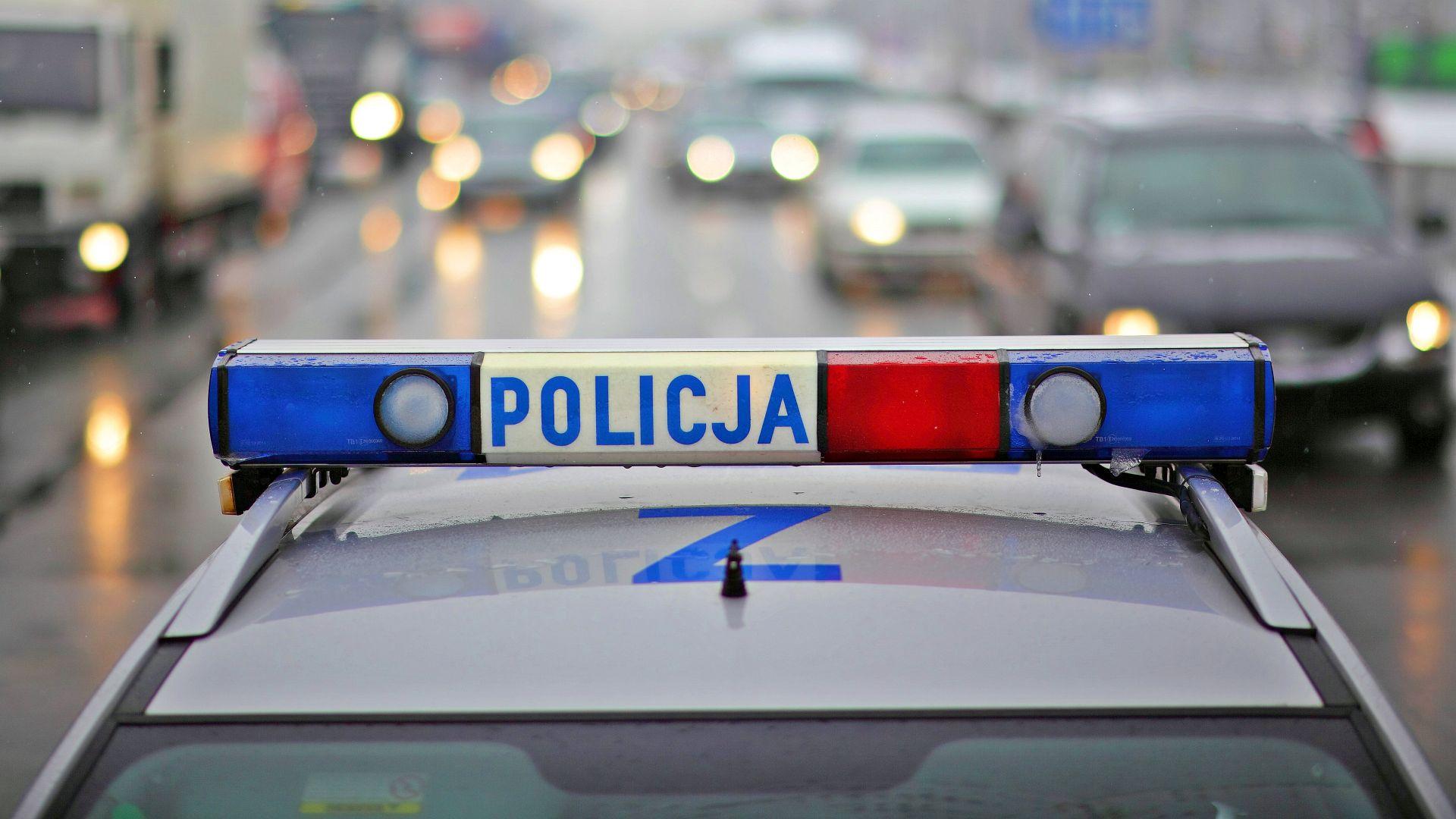 SMOG 2020 - ogólnorajowa akcja policyjna, informacja