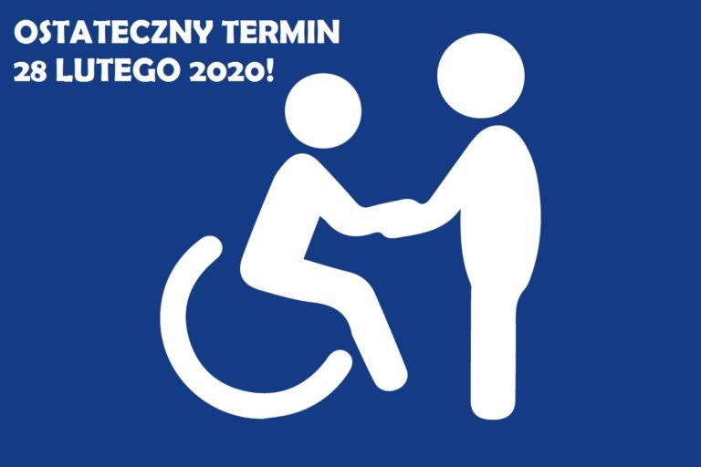 """Program """"Asystent osobisty osoby niepełnosprawnej"""" - logo"""
