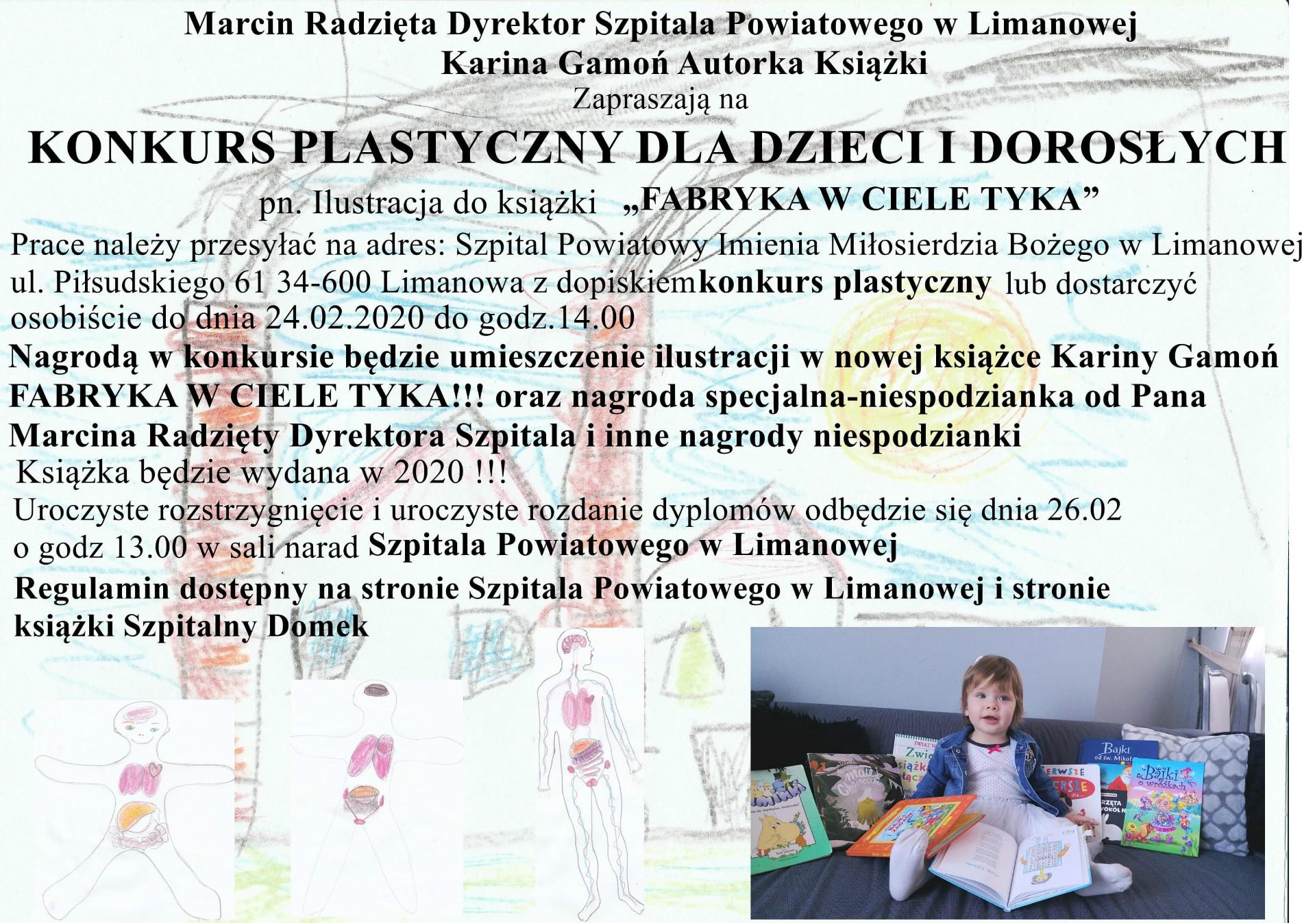 """Konkurs plastyczny powiatowego szpitala"""""""