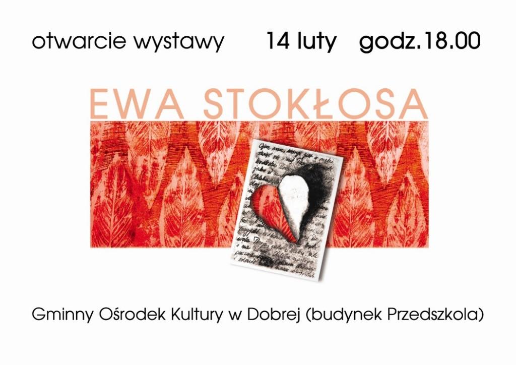 Ewa Stokłosa - wystawa w GOK Dora
