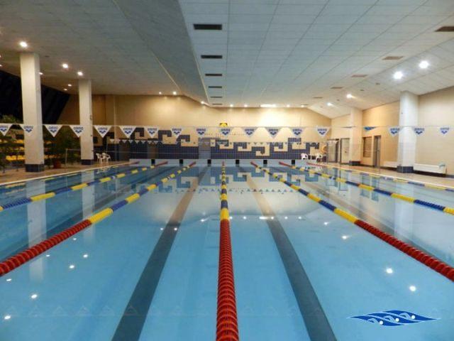 Pływalnia Limanowska - zdjęcie toru pływackiego
