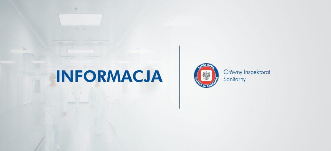 Główny Inspektorat Sanitarny - logo