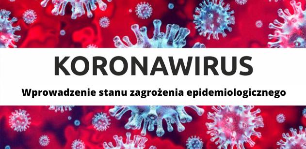 Informacja: Stan zagrożenia epidemicznego w Polsce