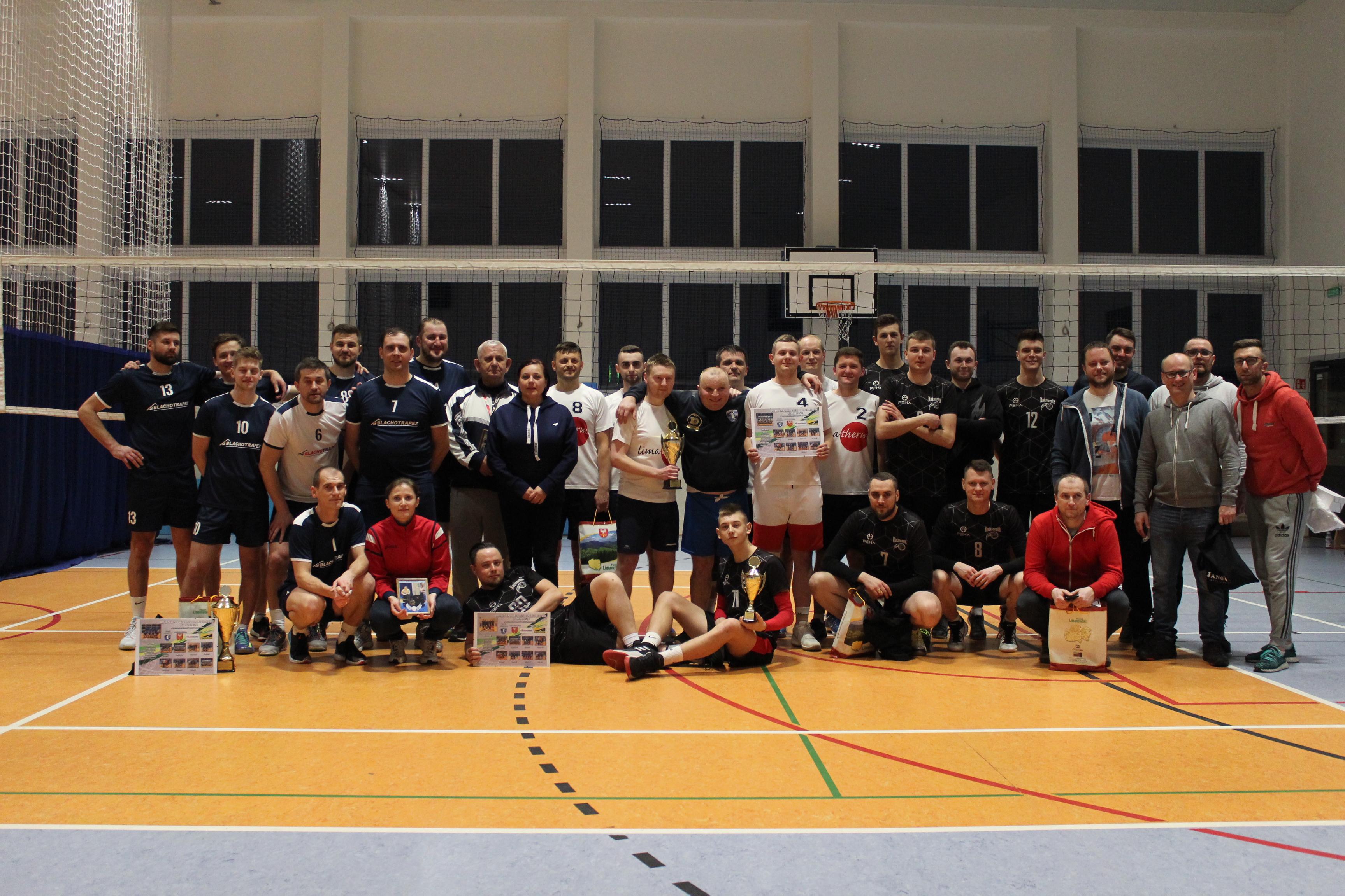 VIII Edycja Powiatowej Ligi Piłki Siatkowej sezon 2019/2020 - zawodnicy
