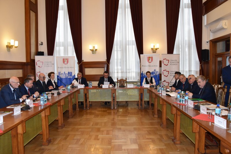 Konwent Powiatów Województwa Małopolskiego 11.03.2020