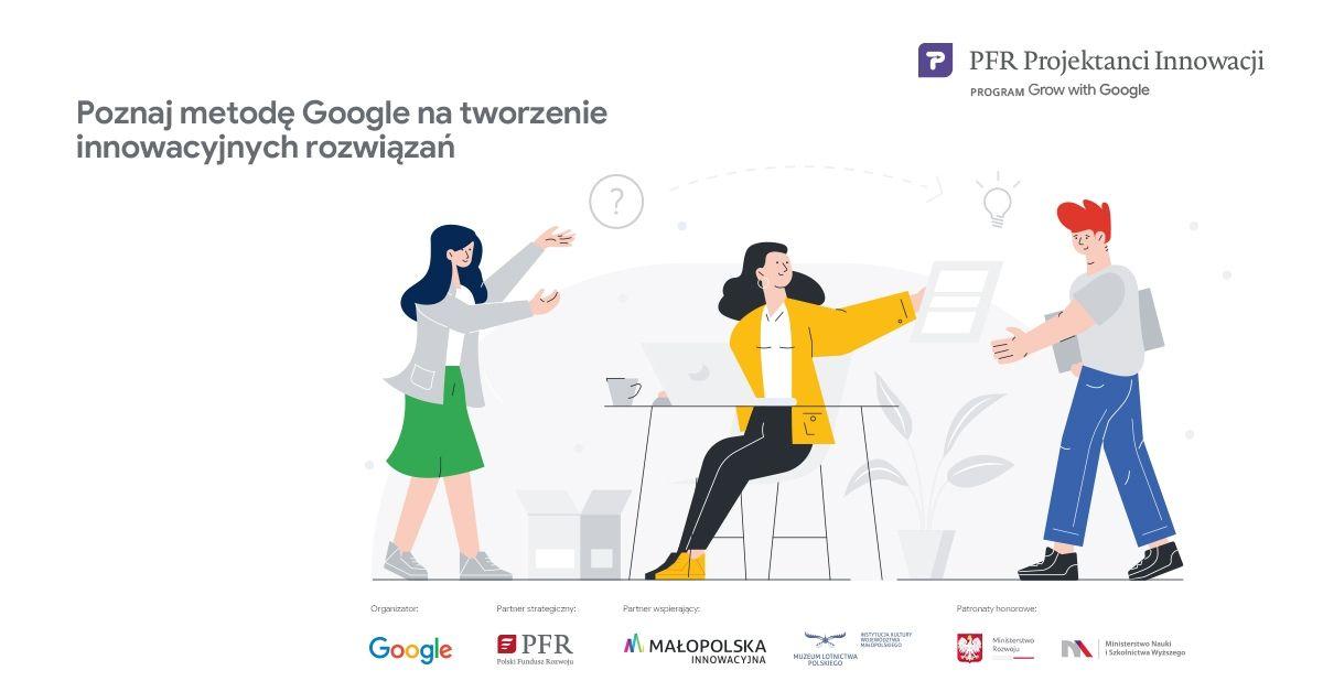 Warsztaty: Design Thinking 2020 - logo