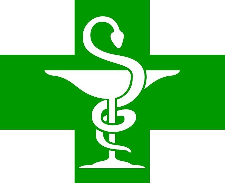 znak - symbol apteki