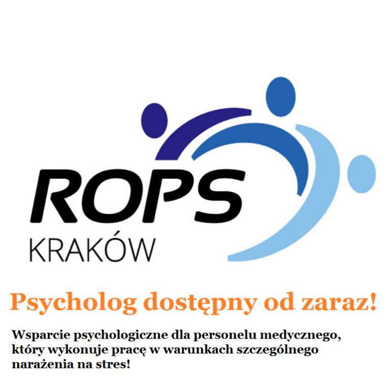 ROPS Kraków- logo