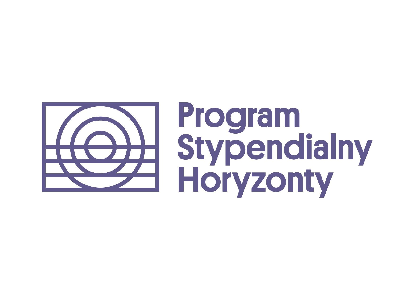 """Program stypendialny """"Horyzonty"""""""