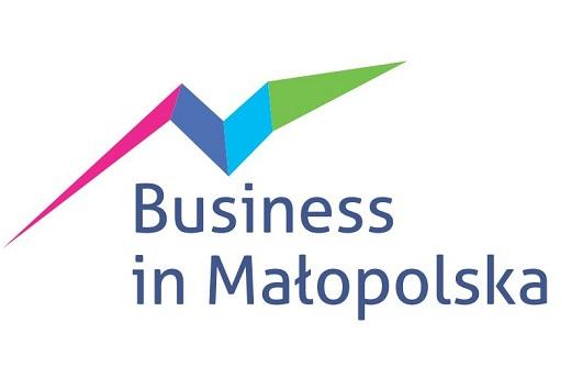 Business in Małopolska - logo