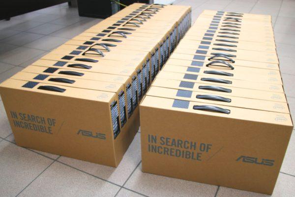 Powiad podpisał umowę na dofinansowanie zakupu laptopów