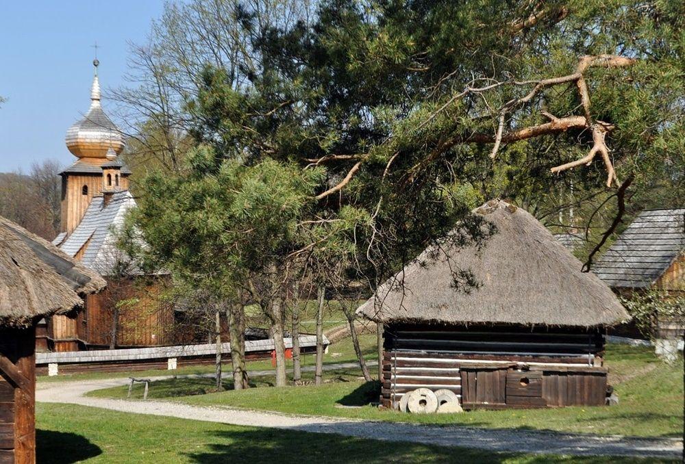 Nadwilański Park Etnograficzny w Wygiezowie