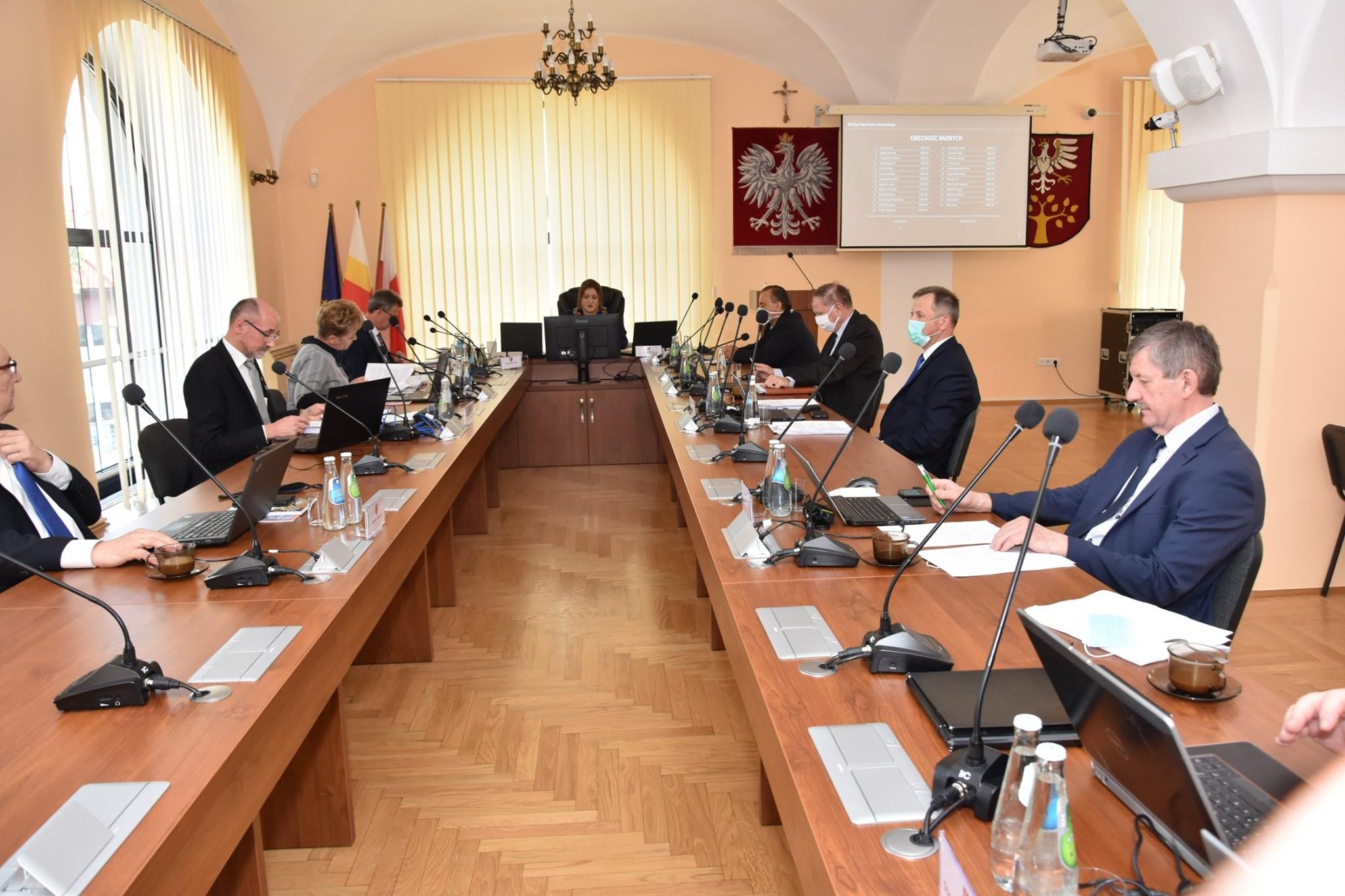 VIII sesja Rady Powiatu Limanowskiego