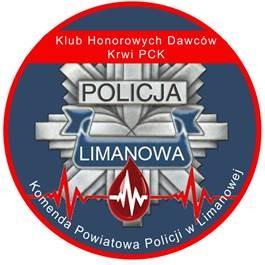 Policja Limanowa- Logo