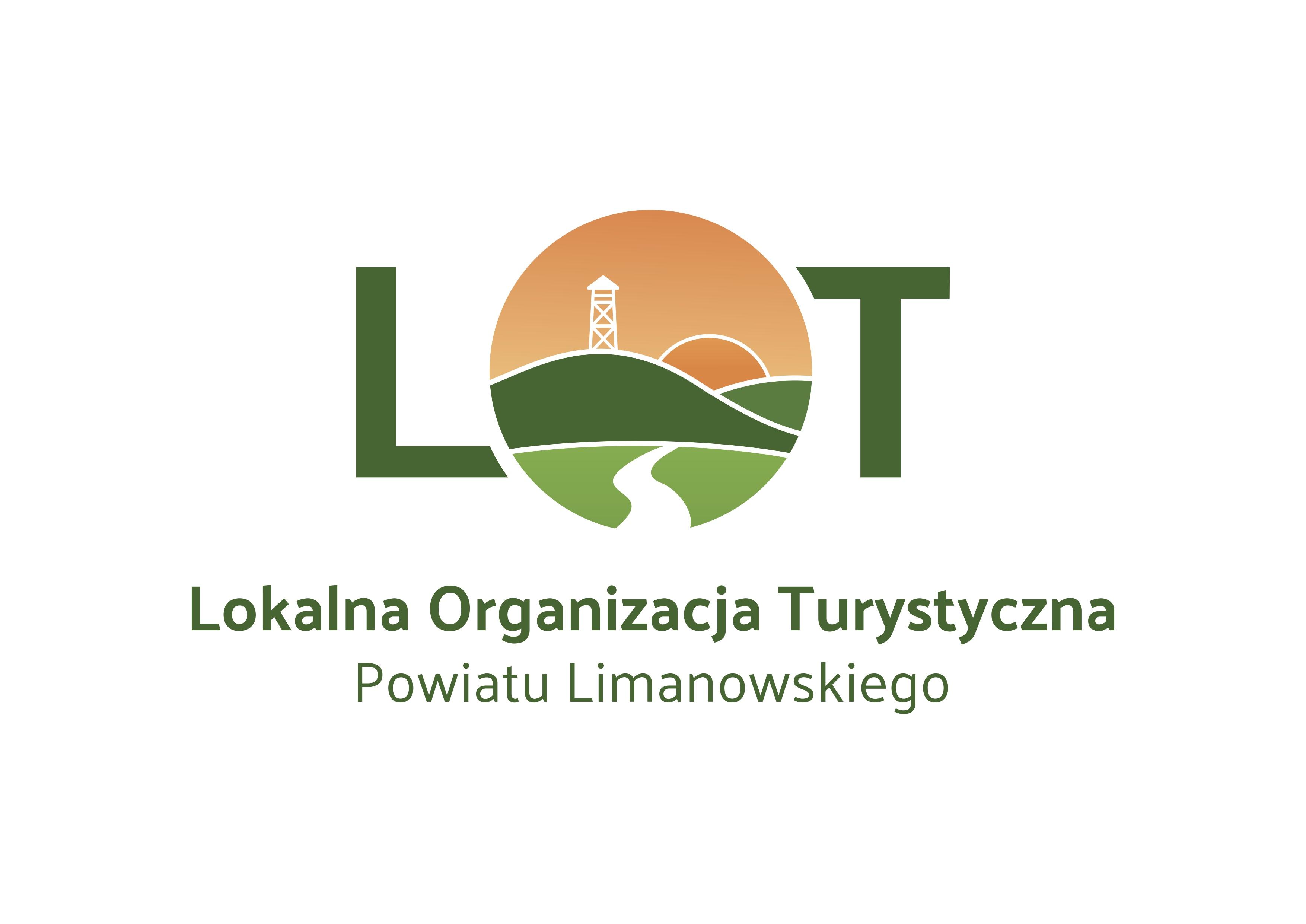 Logo LOT Powiatu Limanowskiego