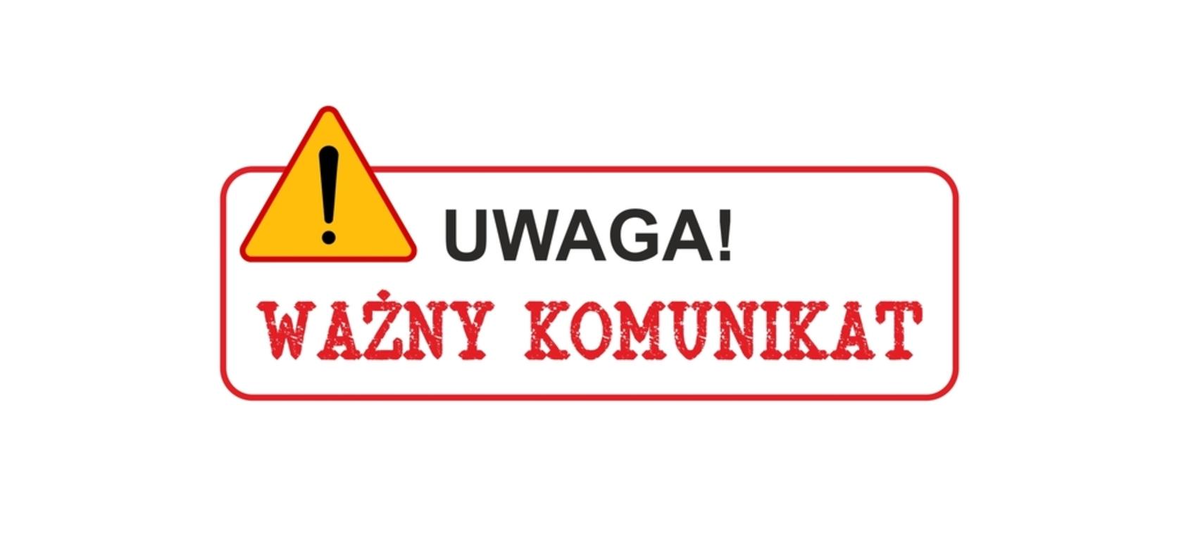 Komunikat - logo