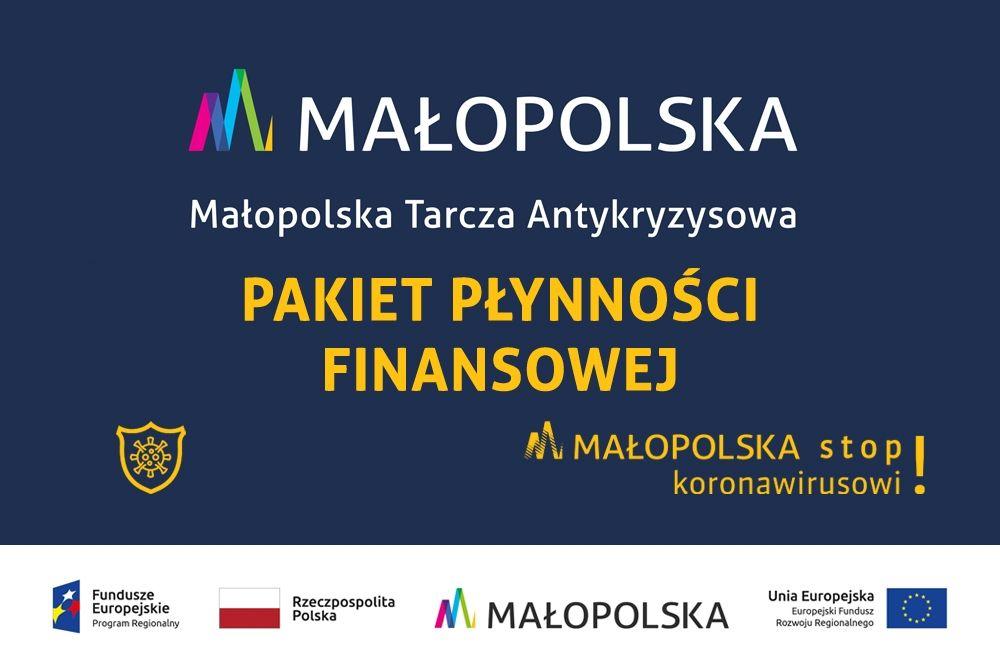 Małopolska Tarcza Antykryzysowa- pakiet płynności finansowej