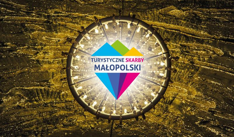 Turystyczne Skarby Małopolski 2020 - logo