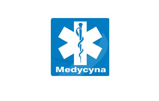 Logo medycna