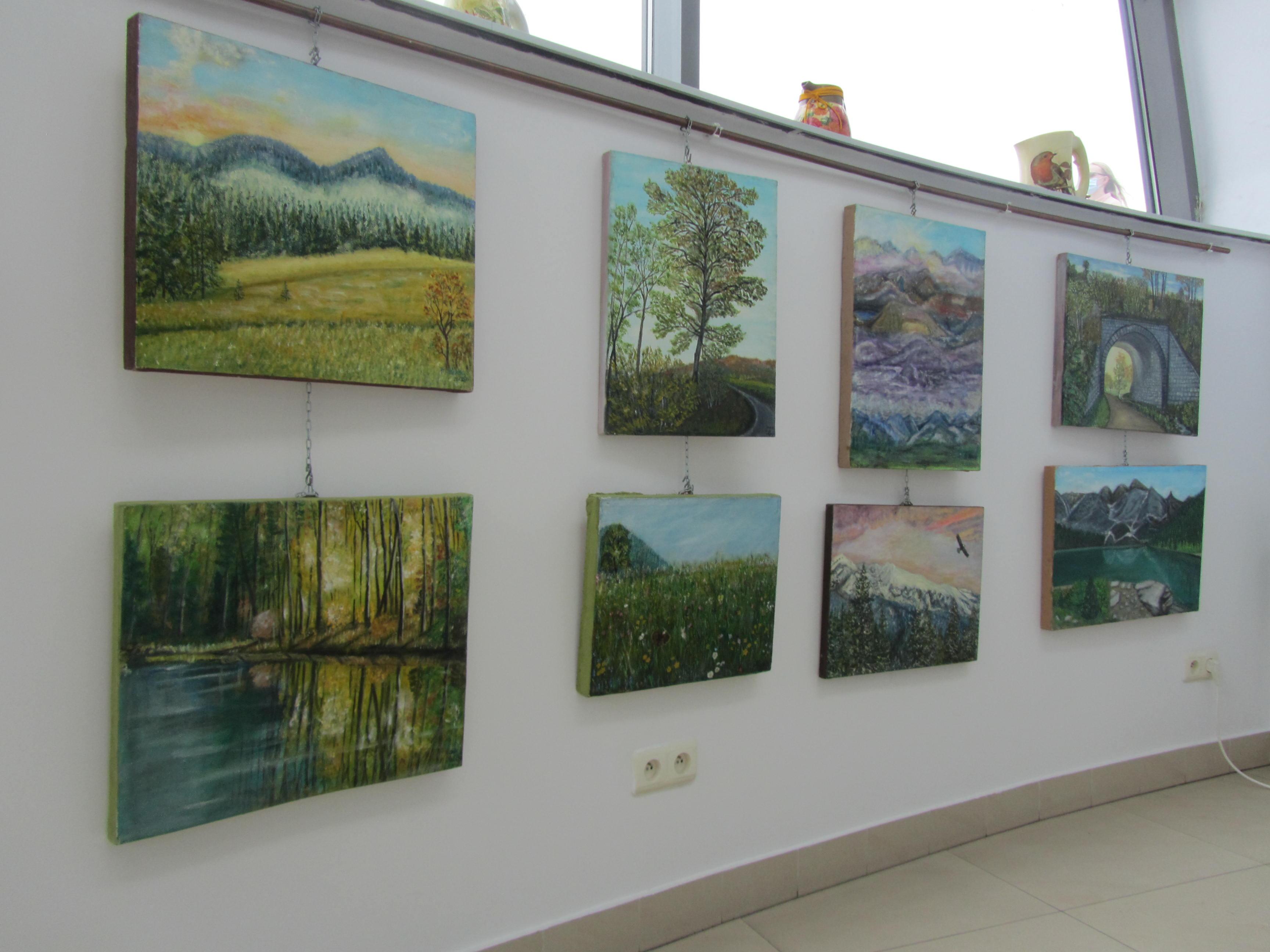 Wystawa Marii Hebdy 2