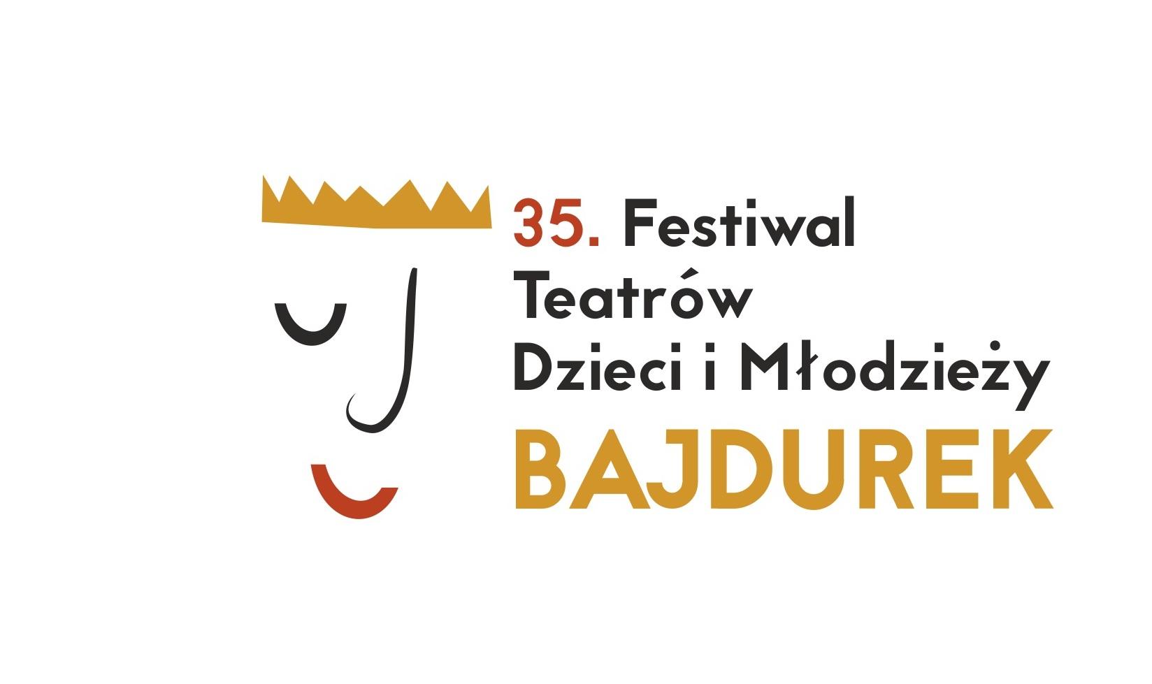 35. Festiwal Teatrów Dzieci i Młodzieży Bajdurek