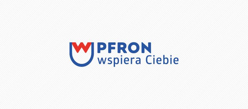 PFRON logo