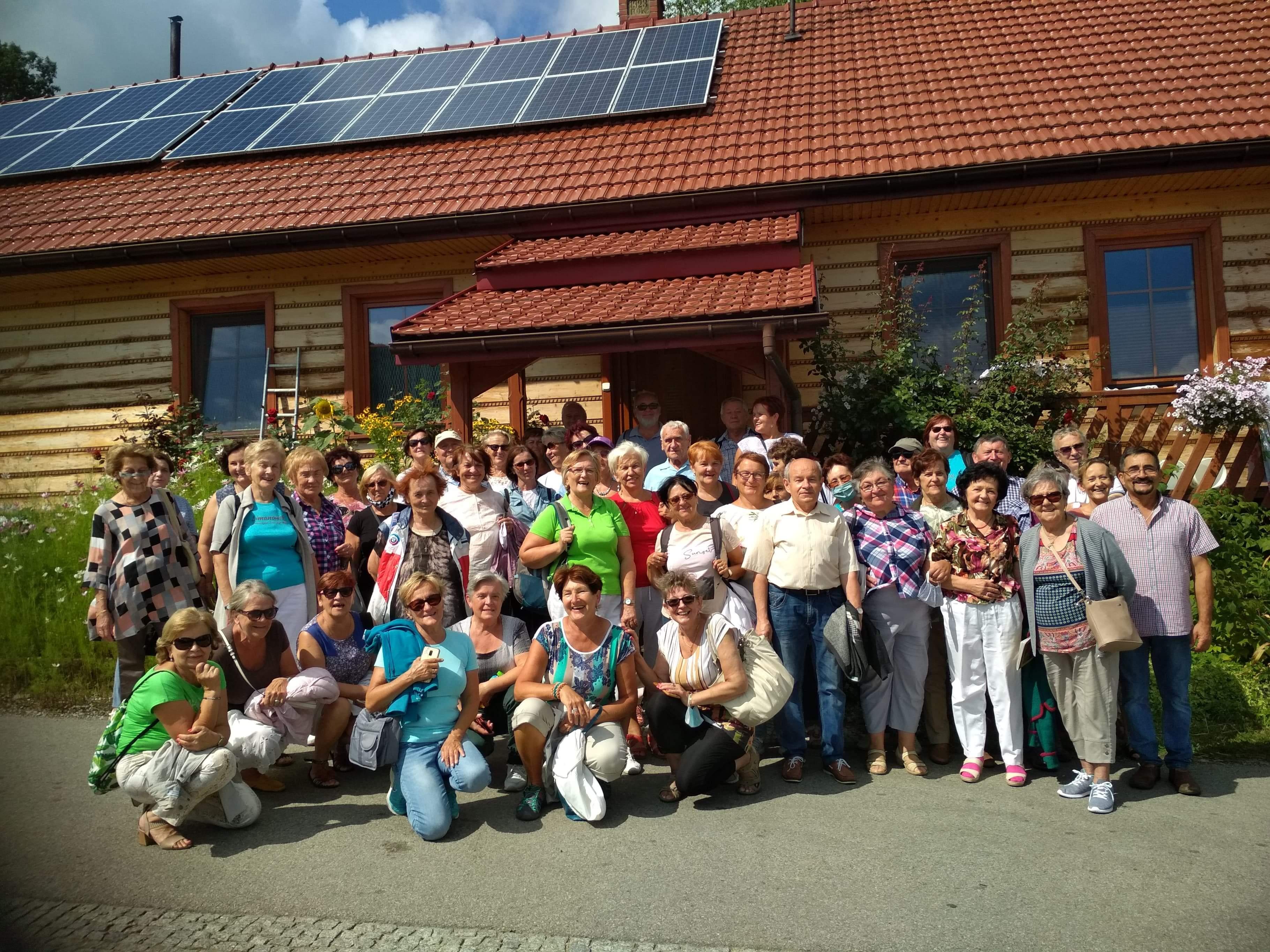 Wyjazd edukacyjny LUTW do Strzeszyc i Żmiącej 2