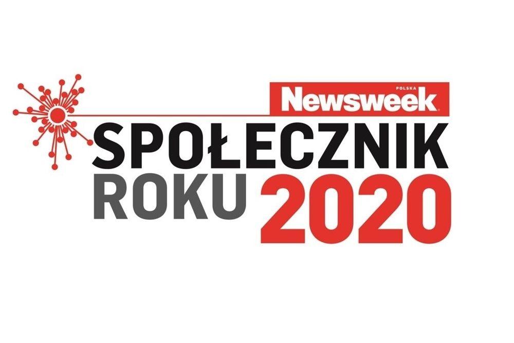 Społecznik roku 2020- konkurs, logo
