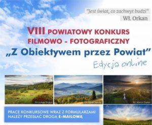 Plakat informujący o wydarzeniu