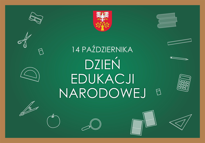 grafika - Dzień Edukacji Narodowej