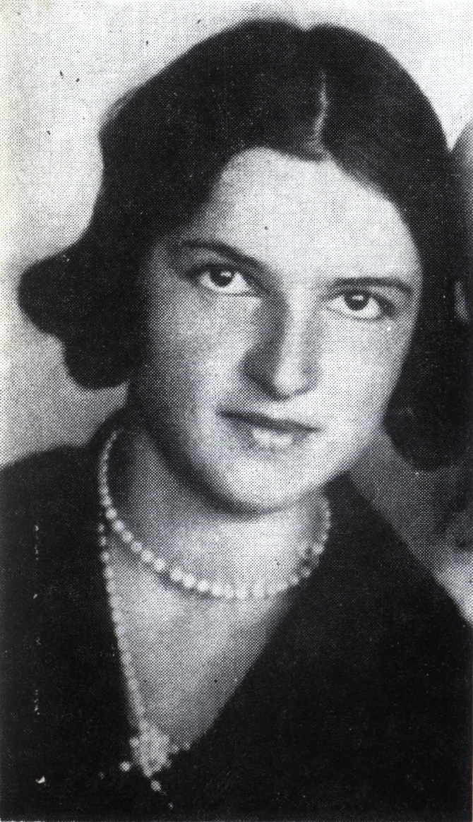 zdjęcie przedstawiające twarz Smerczyńska Zofia