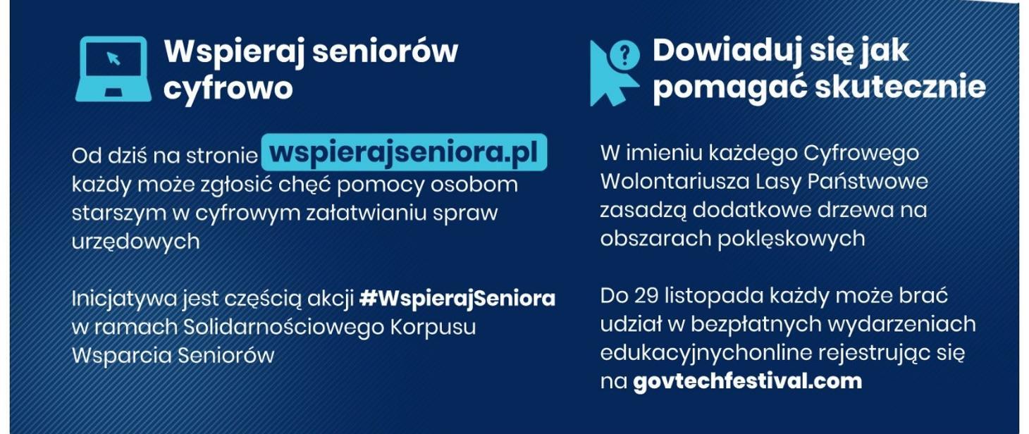 grafika - wspieraj seniorów cyfrowo