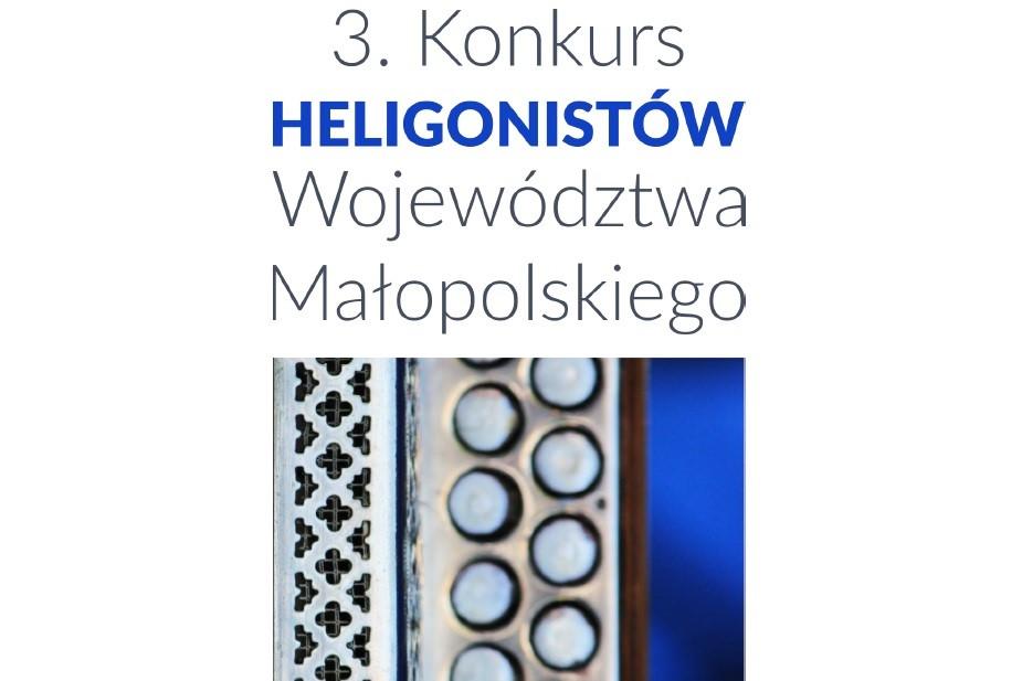 grafika -trzeci konkurs Heligonistów województwa małopolskiego.
