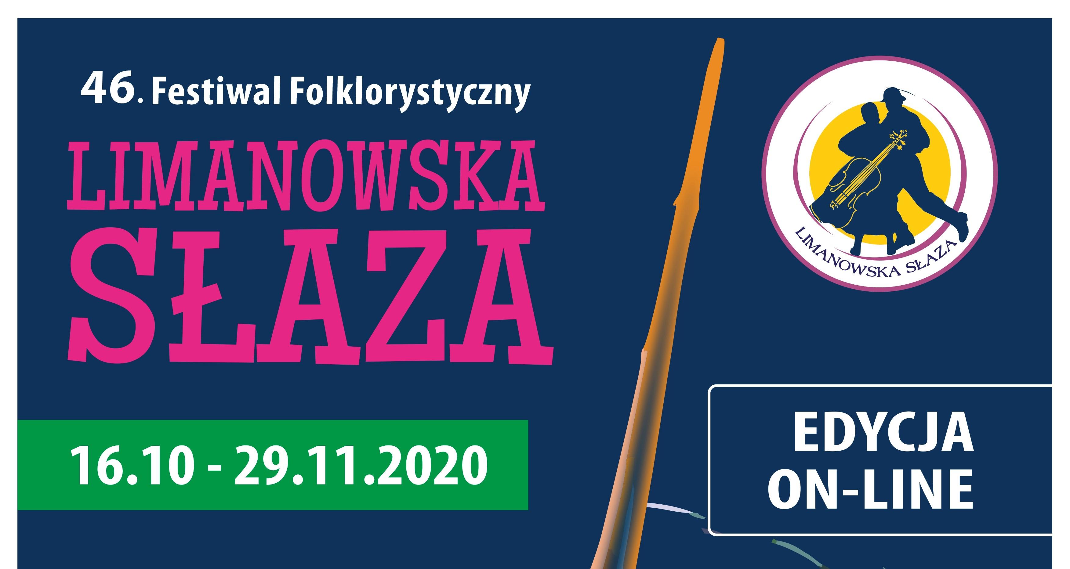 plakat - Limanowska Słaza.