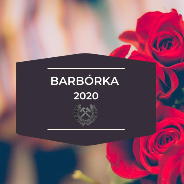 życzenia - Barbórka 2020