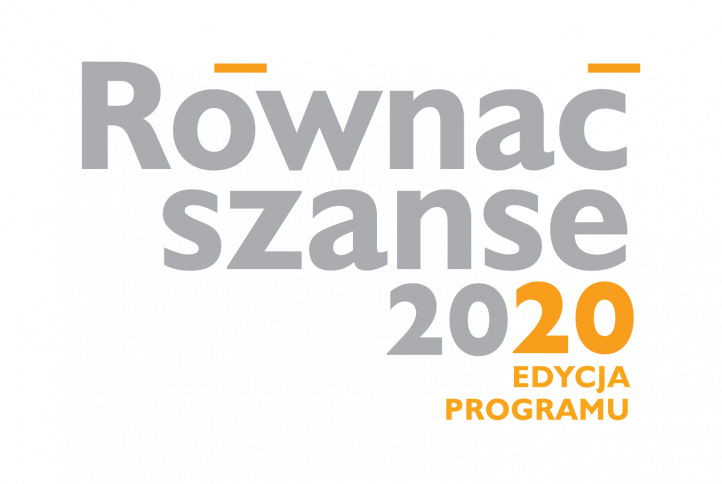 grafika - równać szanse 2020