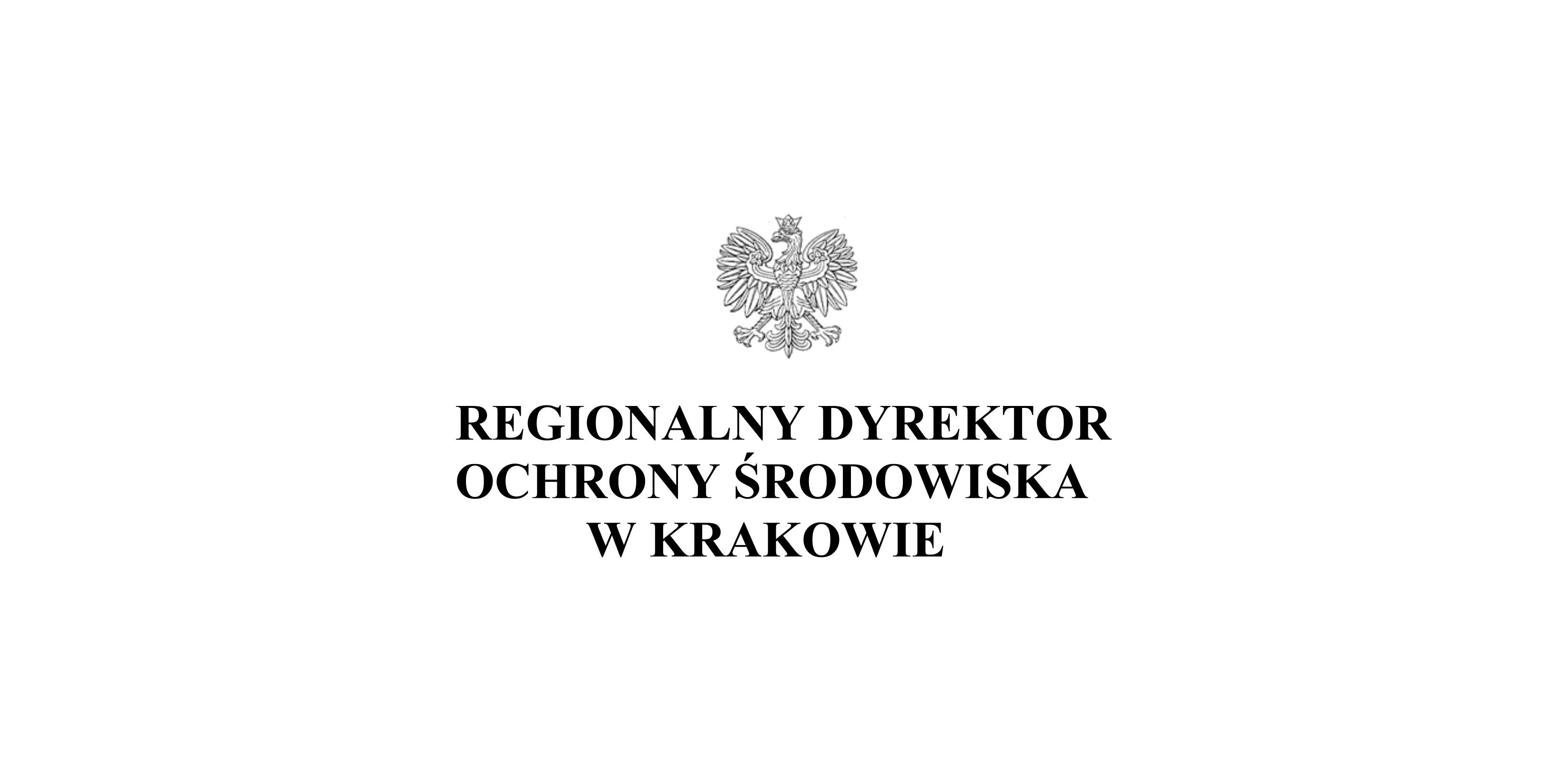grafika - Regionalny Dyrektor Ochrony Środowiska w Krakowie