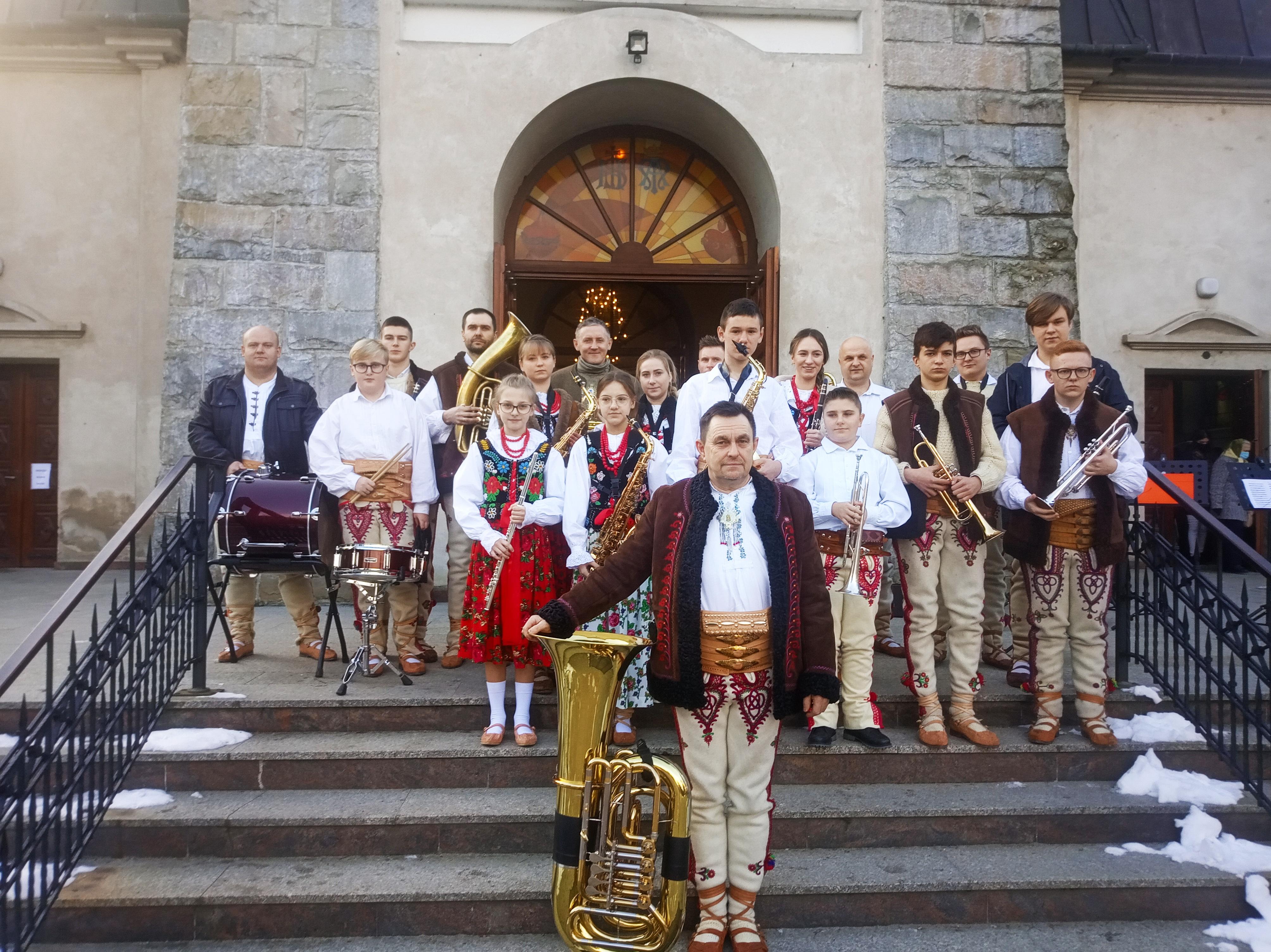Orkiestra Dęta GOK z Kamienicy