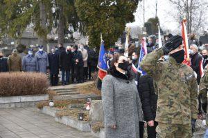 Powiatowo - Miejskie Obchody Narodowego Dnia Żołnierzy Wyklętych