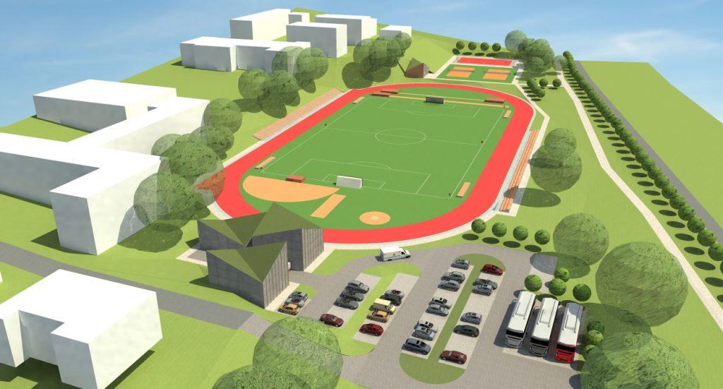 Stadion projekt 2